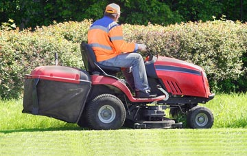Romford lawn mowing costs